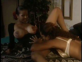 Exotische Ebenholz Teen Porno