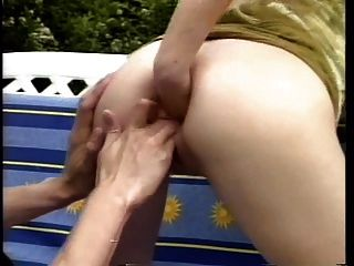 doppelte Fisting selbst anal Fisting sexy Babe