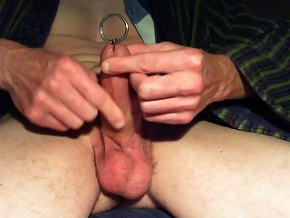 cumming mit sound insertion penis ...