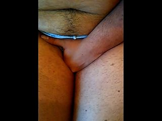 Cumming in meinem Höschen