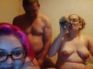 hässliche mollige Töchter doppelter Blowjob nicht ihr dicker Vati