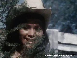 Wochenende Cowgirl