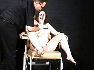 Pussy Strafe zu Tränen