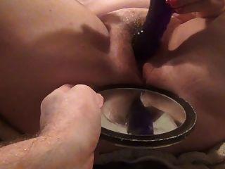 Amateur Ejakulans aus einer Pussy massiven weiblichen Orgasmus
