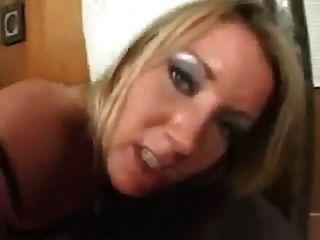 barbara bekommt dp und schlucken cum