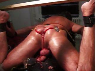 Arschloch-Folter extrem