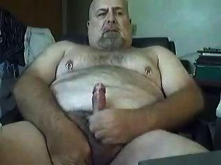 Bär stöhnen und cums
