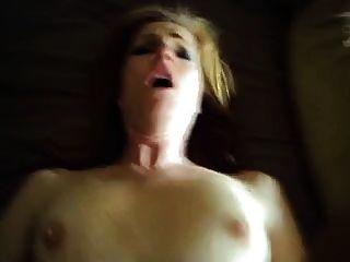 reife Frau fucking und cum Gesichtsbehandlung