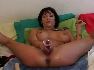 Squirting Dildo Sperma