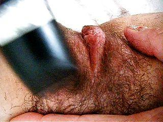 trimmen und rasieren yg Fotze