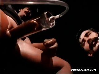 interracial Homosexuell Penis gepumpt Schwänze