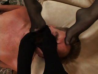 dominantes Mädchen das sucker Spiel