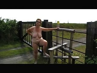 reifen gehen nackt