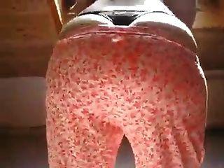 Pawg Phat Ass Große Oberschenkel Skinny Taille dicken Milf Streifen