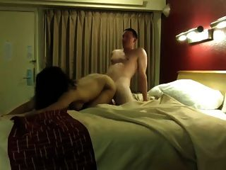 heißes Hotelzimmer ficken