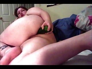 sexy fettige engorges dicke gurke