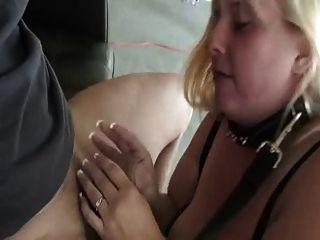 big tittied blonde bbw milf cassie blanca wird dominiert