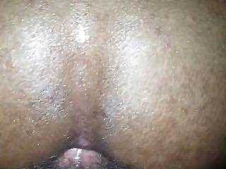 dick dick weißer Junge schlägt Barefucks schwarzen Arsch