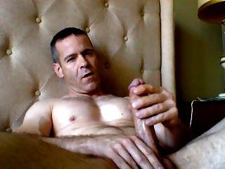 Str8 Daddy Morgen Wichsen und Sperma