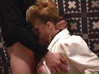 Arsch lecken, Sperma schlürfende unterwürfige Frau Colleen