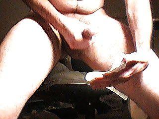 Amateur College Junge Cumming auf Webcam