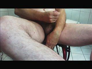 ich in meinem Rollstuhl 2