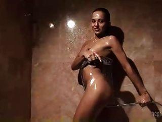 Spaß in der Dusche ... kyd !!!