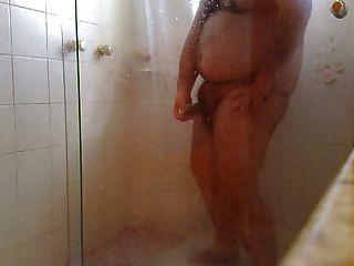punheta kein banho handjob in der dusche