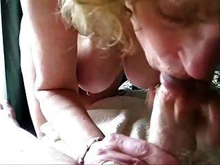 reife Frau saugen meinen Schwanz