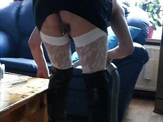 Reinigung sexy