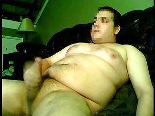 riesige cumshot auf cam