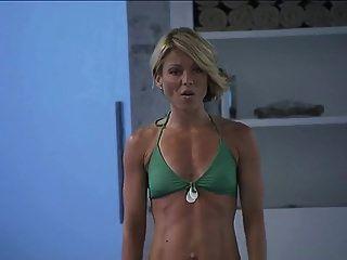 Kelly Ripa Nass Bikini