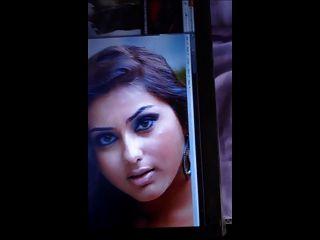 cum Tribut an indische tamilische Schauspielerin namitha