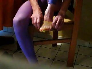 shemale tvsonja fußfetisch Kondom