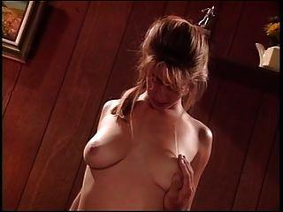 große Titten hottie bekommt ihre Pussy schlug