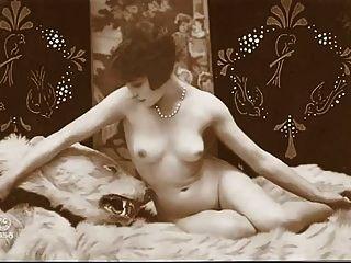 vintage nackt pinup fotos c. 1900