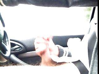 masturbieren im auto