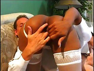 Karamell spielt eine schmutzige Krankenschwester zu marc cummings