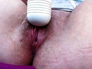 Cumming auf der Straße