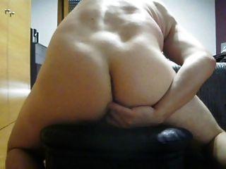 selffuck mit cum in meinem arsch