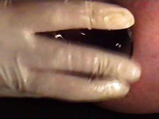 Anal-Eis-Arsch # 06 Arsch mit einer Tasse zerstört