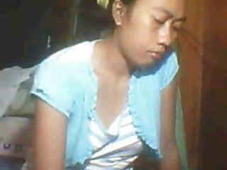 kreuzäugige filipina