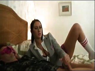 Schritt Töchter sexy Schlüpfer