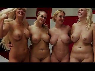 Liebling, Stechpalme, Alice Frost und Engel Allwood topless reden