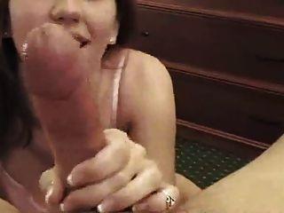 sexy handjob und footjob