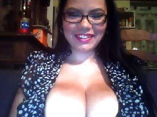 große Titten auf Webcams
