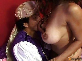 arabische Sex-Nacht