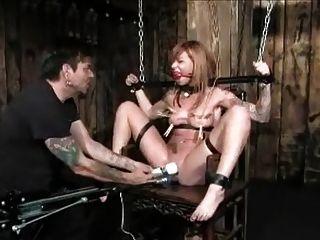 Bondage Orgasmus Zusammenstellung