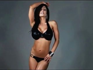 Denise Milani alle sexy Bikini nicht nackt