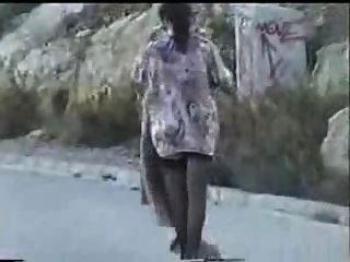reife Straßenhure
